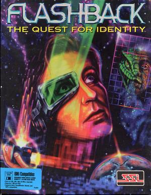 Flashback - Quest For Identity - Sega Genesis - Gameplay Screenshot
