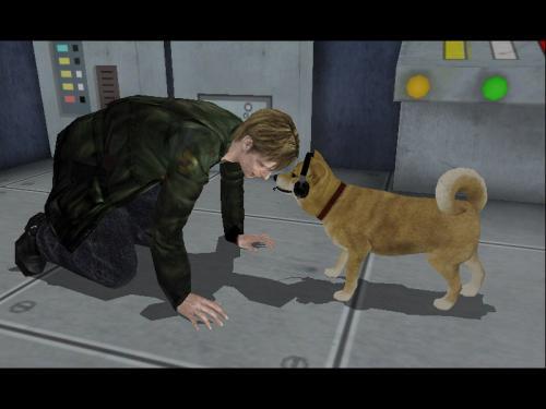 Silent Hill 2 - Dog Ending