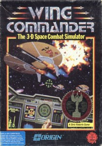 Wing Commander - PC Gamwplay Screenshot