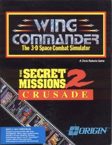 Wing Commander - PC Gamwplay Screenshot