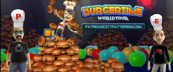 BurgerTime World Record