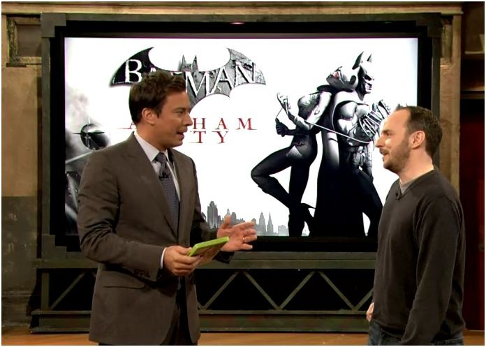 Jimmy Fallon - Batman Arkham City