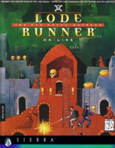 Lode Runner - Online - Box