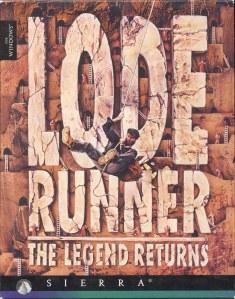 Lode Runner - Sierra - Box