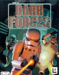 Star Wars - Dark Forces - Box