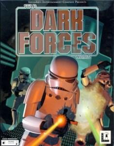 Star Wars - Dark Forces - Box