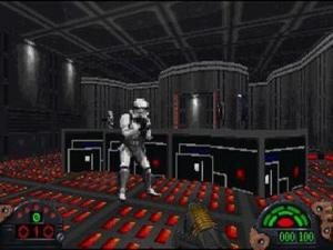 Star Wars - Dark Forces - Gameplay Screenshot