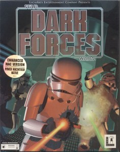 Star Wars - Dark Forces - Gameplay Screenshot - Mac