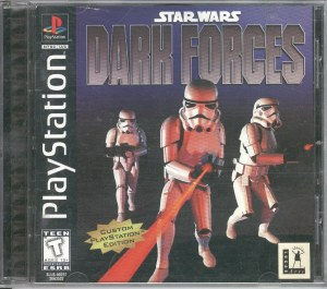 Star Wars - Dark Forces - Gameplay Screenshot - Playstation