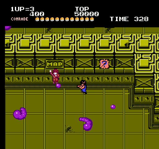 alien-syndrome-nes-gameplay-screenshot