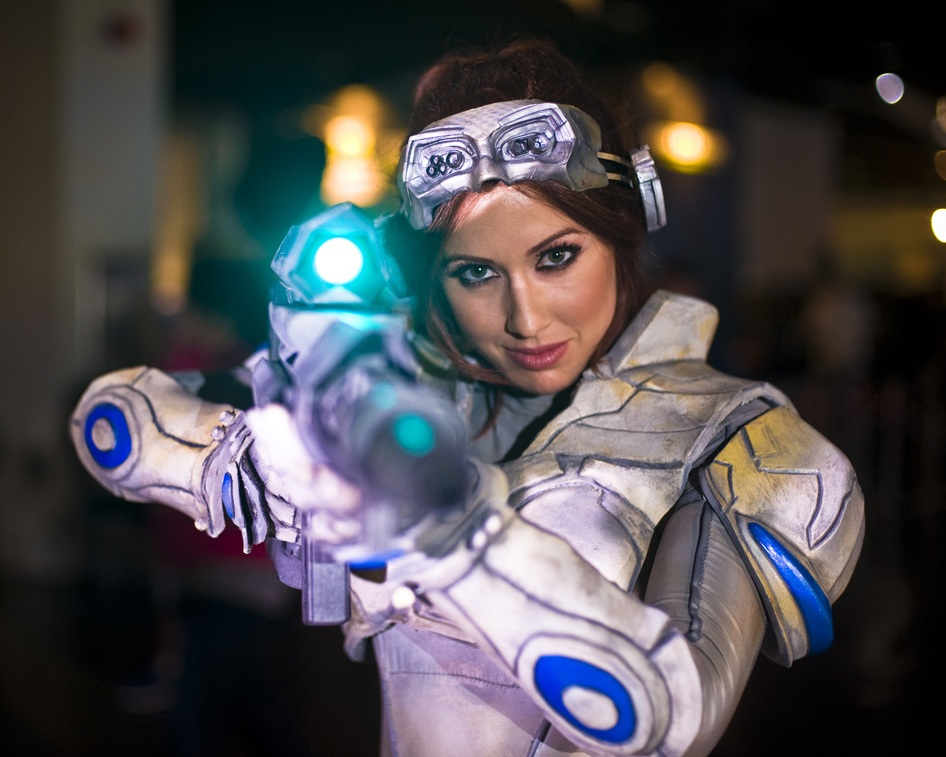 Starcraft - Ghost - Cosplay