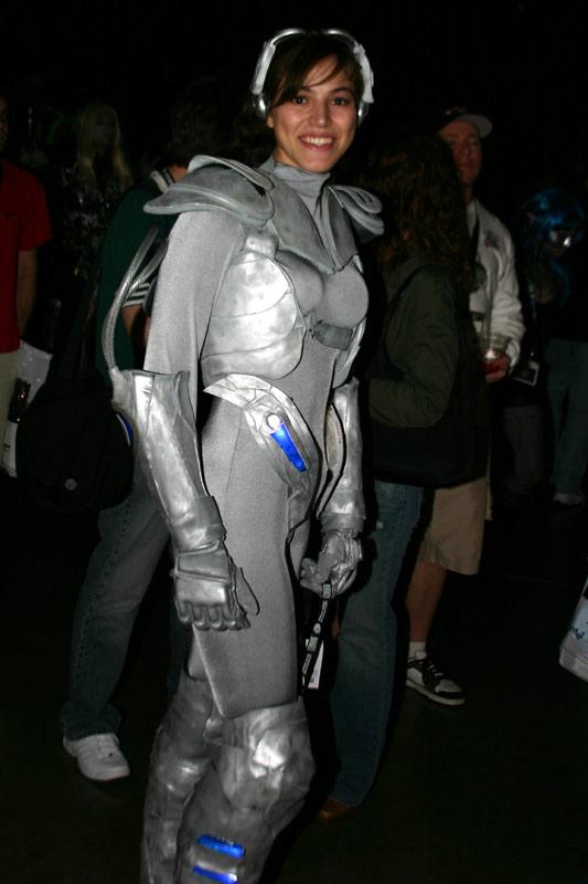 Starcraft - Ghost - Cosplay