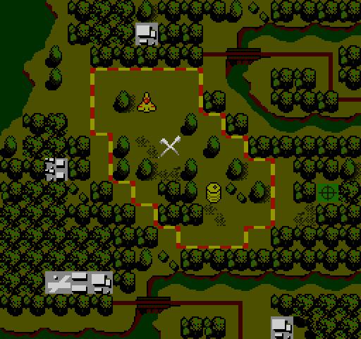Airwolf - NES - Gameplay Screenshot