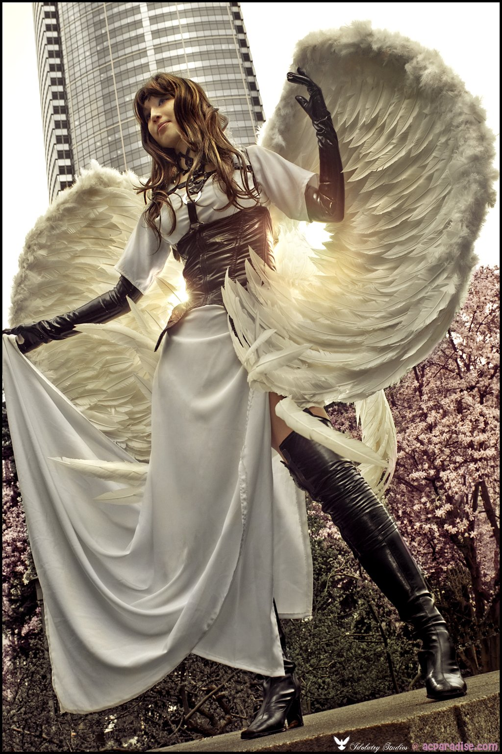 Angel Cosplay