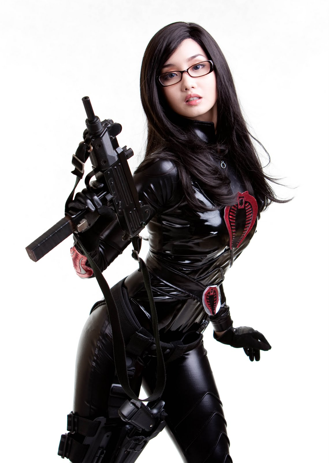 G.I. Joe Baroness Cosplay