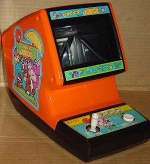 Coleco Mini-Arcades - Donkey Kong Jr