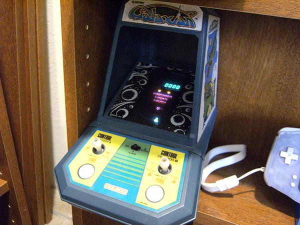 Coleco Mini-Arcades - Galaxian