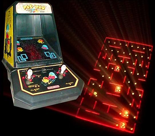 Coleco Mini-Arcades - Pac-Man