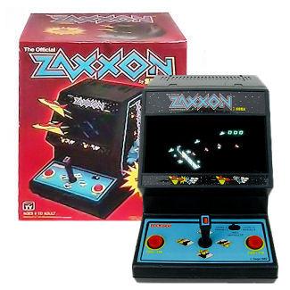 Coleco Mini-Arcades - Zaxxon