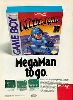 classic video game advertisements