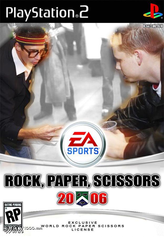 Rock Paper Sissors
