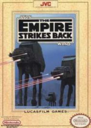 Star Wars - The Empire Strikes Back - NES - Gameplay Screenshot