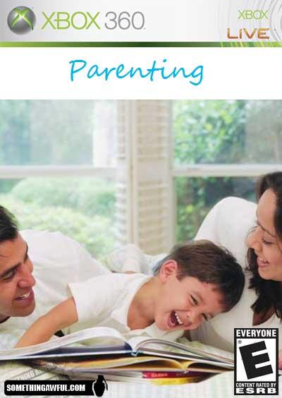 Xbox - Parenting