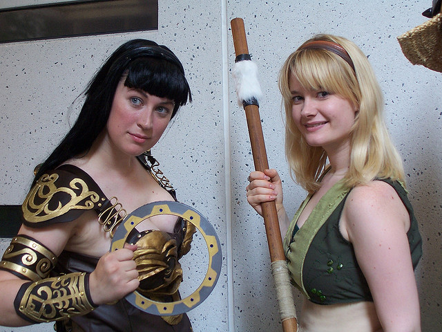 Xena-and-Gabrielle-Xena-Cosplay