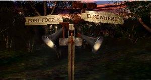 Zork - Grand Inquisitor - PC - Gameplay Screenshot