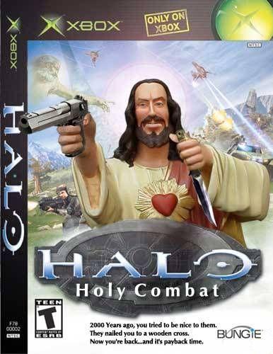halo holy combat