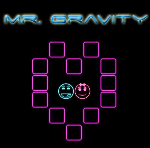 Mr. Gravity - Indie Games - Gameplay screenshot