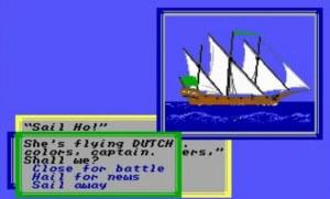 Sid Meiers - Pirates - PC - Gameplay screenshot