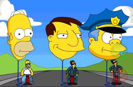 The Simpsons Arcade Game - Xbox live - Gameplay Screenshot