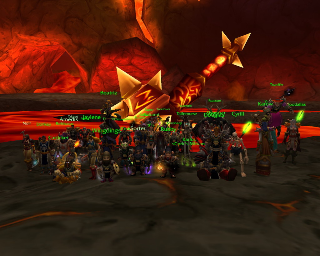 World of Warcraft Guild