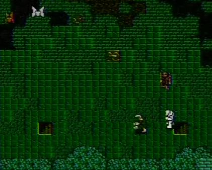 X-Men-The-Uncanny - NES - Gameplay Screenshot