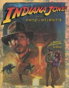 Indiana Jones and the Fate of Atlantis - PC - Gameplay Screenshot
