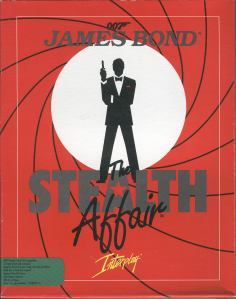 James Bond - The Stealth Affair - PC - Gameplay Screenshot