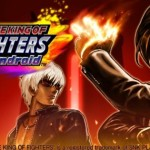 King of Fighters on the Android