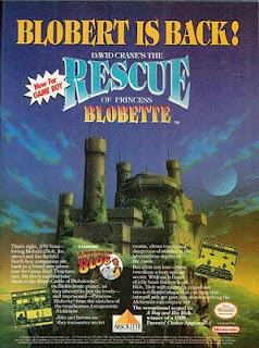 Rescue of the Princess Blobette