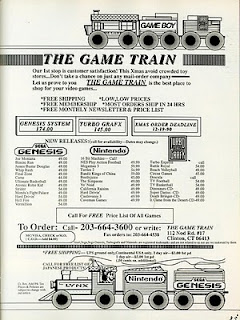The Game Train