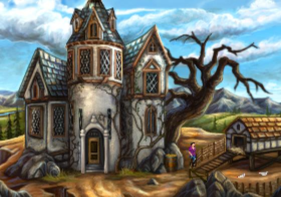 kings quest 3 redux castle