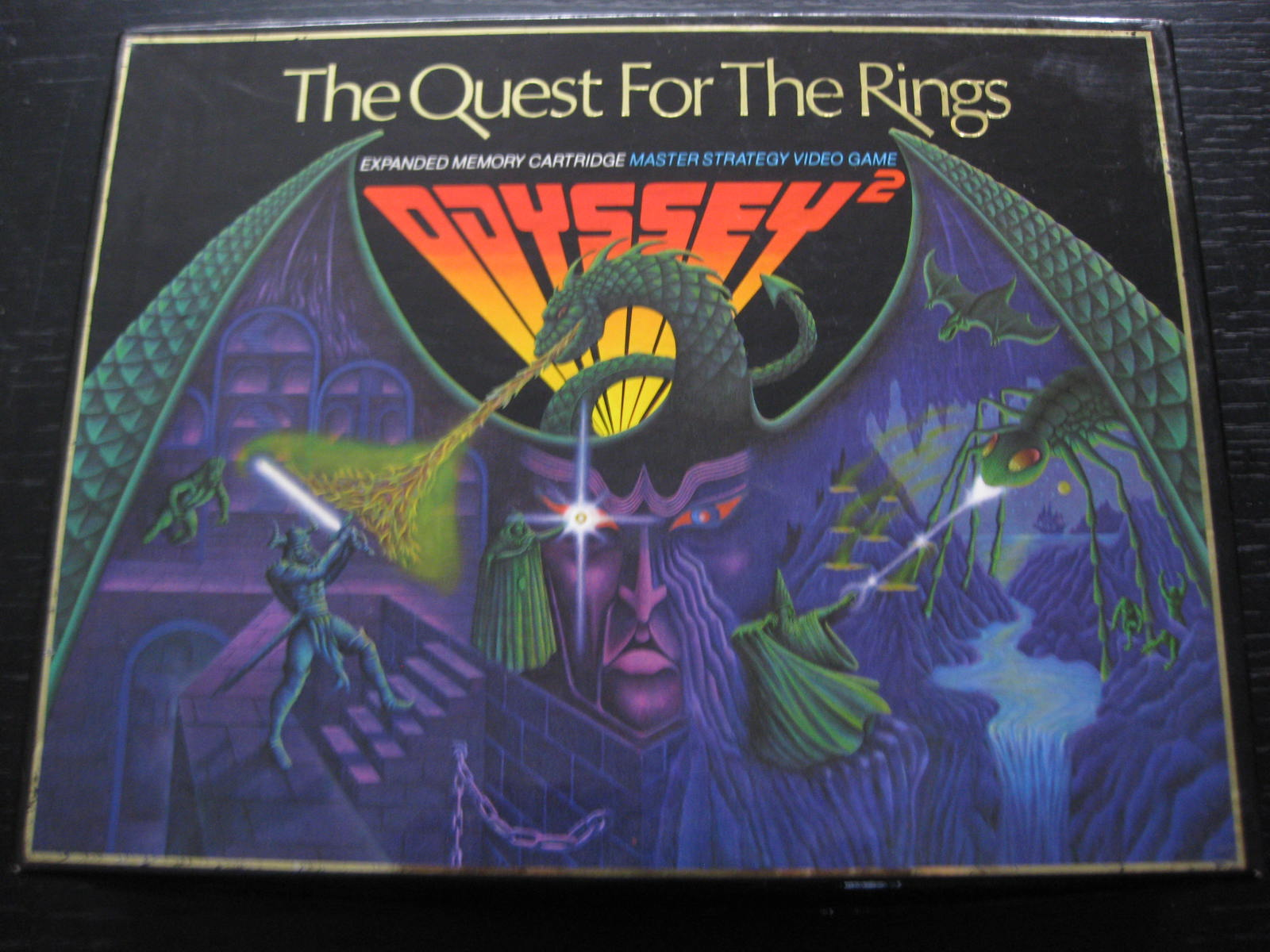 the quest for rings