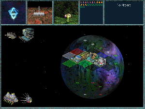 Ascendancy - PC Games - Classic - Gameplay screenshot