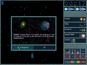 Ascendancy - PC Games - Classic - Gameplay screenshot