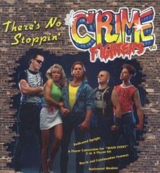 Crime Fighters - Konami - Arcade - Gameplay Screenshot - Flyer