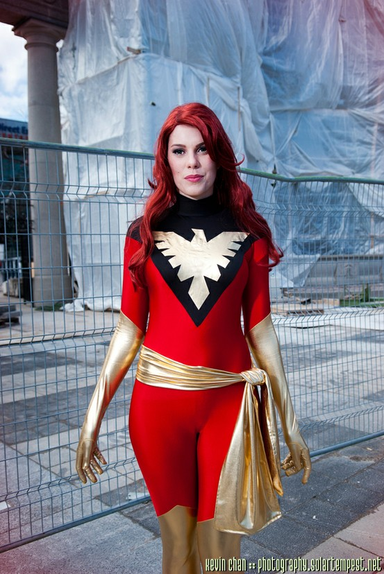 Marvel Comics and DC comics Superhero Cosplay
