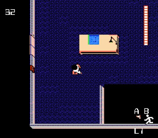 Die Hard - NES - Gameplay Screenshot