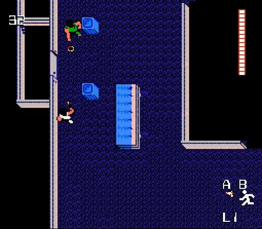 Die Hard - NES - Gameplay Screenshot