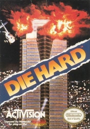 Die Hard - NES - Gameplay Screenshot - Cover