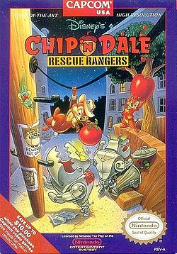 Disney's Chip 'n Dale Rescue Rangers
